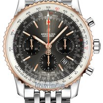 Breitling Navitimer 1 B01 Chronograph 43 Steel 43mm Grey United States of America, New York, Airmont