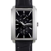 Hugo Boss Ambition 40mm Men's Watch Black 1513591