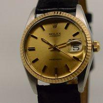 Rolex 6694 Or/Acier Oyster Precision 34mm