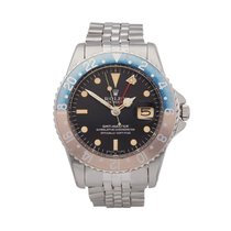 Rolex 1675 Steel 1961 GMT-Master 40mm pre-owned