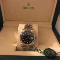 Rolex Zilver Automatisch 36mm tweedehands Datejust