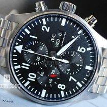 IWC Pilot Chronograph IW377710 New Steel 43mm Automatic UAE, Dubai