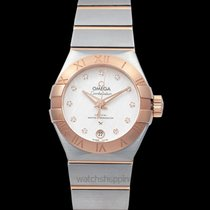 Omega Constellation Ladies 127.20.27.20.52.001 neu
