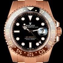 Rolex Açık kırmızı altın 40mm Otomatik 126715CHNR yeni