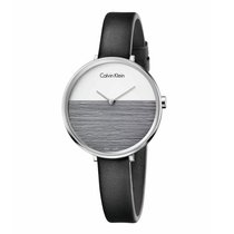 ck Calvin Klein Steel 38mm Quartz K7A231C3 new