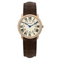 Cartier Ronde Louis Cartier WR000351 new