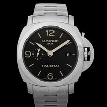 Panerai Luminor 1950 3 Days GMT Automatic PAM00329 new