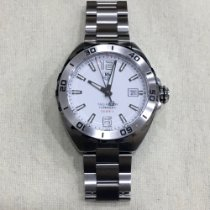 TAG Heuer Formula 1 Calibre 5 Steel 41mm White Arabic numerals United States of America, New York, New York