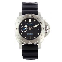 Panerai Luminor Submersible new 2019 Automatic Watch with original box and original papers PAM00973