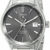 TAG Heuer Carrera Calibre 5 39mm Black United States of America, California, Los Angeles