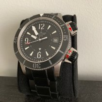 Jaeger-LeCoultre Master Compressor Diving Alarm Navy SEALs Titanio 44mm