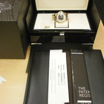 Patek Philippe World Time 39.5mm Brown United States of America, Texas, Houston