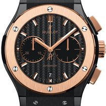 Hublot 521.CO.1781.RX Ceramic 2015 Classic Fusion Chronograph new United States of America, New York, Brooklyn