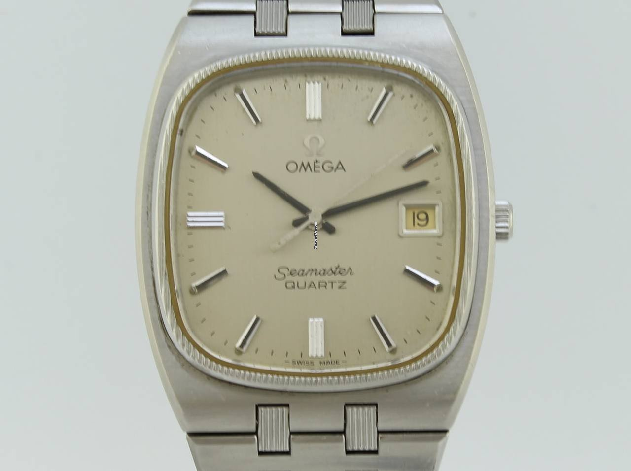 Omega Seamaster Quartz Steel 1342 For 2 811 For Sale From
