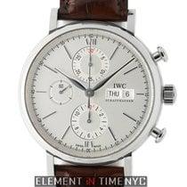IWC Portofino Chronograph IW3910-07 new