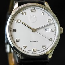 Junghans 42mm Automatic pre-owned White