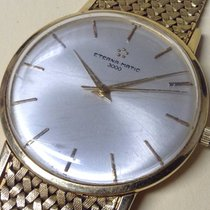 Eterna Matic 3000 Automatic, Vintage Mens Gold Watch 18k