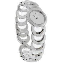 Movado Rondiro Ladies Mirror Dial Stainless Steel Dress Watch...