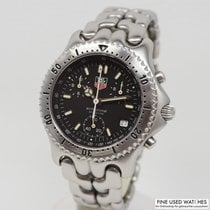 TAG Heuer Professional 200m Chronograph -Stahl/ Stahlband,...