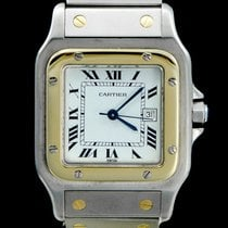 Cartier Santos Galbee Grand
