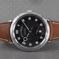 Urban Jürgensen Steel 37mm Automatic pre-owned