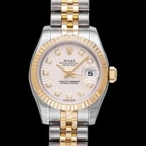Rolex Lady-Datejust Champagne