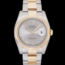Rolex 116203 Yellow gold Datejust 36.00mm new United States of America, California, San Mateo