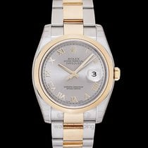 Rolex new Automatic Yellow gold