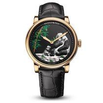 Arnold & Son Rose gold 40mm Manual winding 1LCAP.M08A new