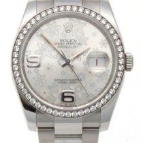 Rolex 116244 Белое золото Datejust подержанные