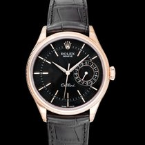 Rolex Cellini Date Rose gold 39mm Gold United States of America, California, San Mateo