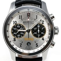 Bremont 43mm Automatic 2017 pre-owned