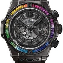 Hublot Big Bang Unico Transparent United States of America, New York, Brooklyn