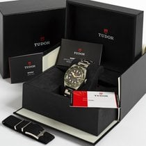 Tudor 41mm Automatic 2018 new Black Bay (Submodel) Black