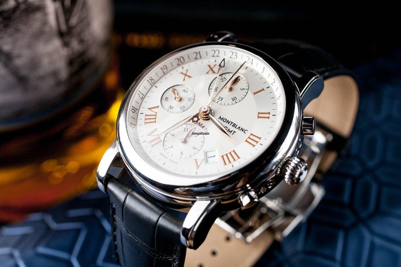 Montblanc часы каталог цены