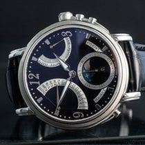 Maurice Lacroix Masterpiece MP7078-SS001-320 2010 pre-owned