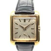 Patek Philippe Vintage Желтое золото 31mm Cеребро Без цифр