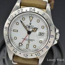 Rolex Explorer II 16570 1991 pre-owned