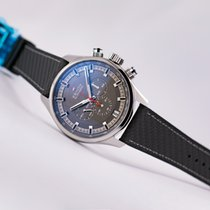 Zenith El Primero Sport Steel 45mm Grey No numerals United States of America, New Jersey, Princeton