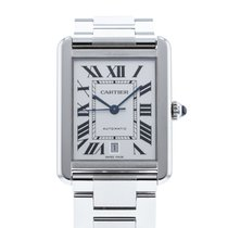 Cartier W5200028 Steel 2010 Tank Solo 31mm pre-owned United States of America, Georgia, Atlanta