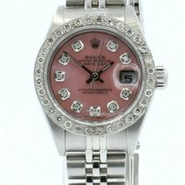 Rolex Lady-Datejust Acero 26mm Rosa