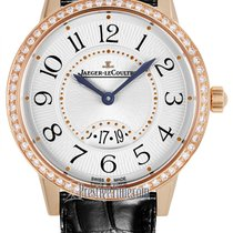 Jaeger-LeCoultre Rendez-Vous Rose gold 34mm Silver United States of America, New York, Airmont