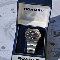 Roamer Searock Acero 41mm Azul