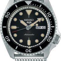 Seiko SRPD73K1 Steel 2020 5 Sports 42,5mm new