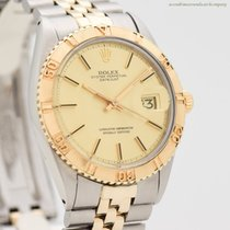 Rolex Datejust Turn-O-Graph Gold/Steel 36mm Champagne No numerals United States of America, California, Beverly Hills