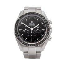 Omega Speedmaster Professional Moonwatch Acél 42mm Fekete