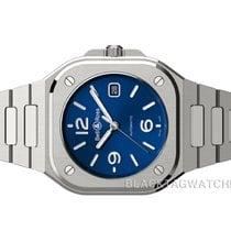 Bell & Ross BR05A-BLU-ST/SST Steel 2019 BR 05 40mm new United States of America, Florida, Aventura