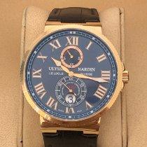 Ulysse Nardin Marine Chronometer 43mm Rose gold 43mm Blue United States of America, New York, Oceanside