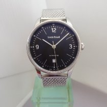 Louis Erard new Automatic Display back 41mm Steel Sapphire crystal