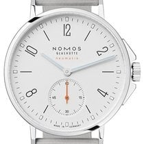 NOMOS Ahoi Neomatik new 2020 Automatic Watch with original box and original papers 560
